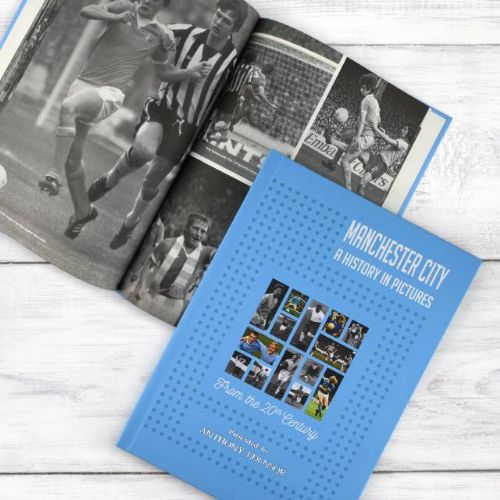 Personalised Manchester City: A History In Pictures
